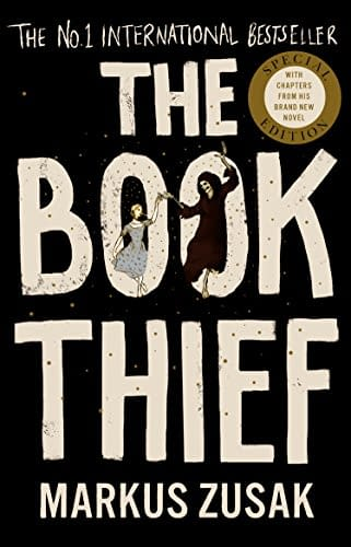 the book thief-topcharted